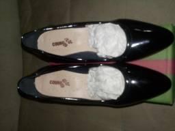 Sapato Preto Courossul
