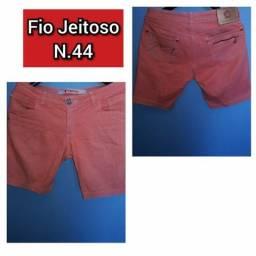 Lote shorts e calças número 44