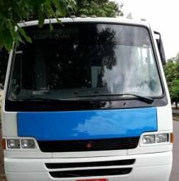 Micro ônibus revisado - 1998