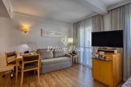 Flat à venda no Comfort Suites Oscar Freire com 1 dormitório e 1 vaga!