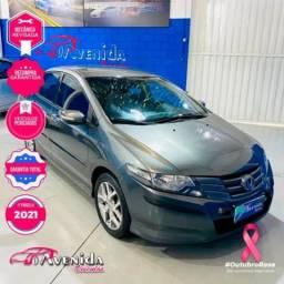 Honda city 2012 1.5 ex 16v flex 4p automÁtico