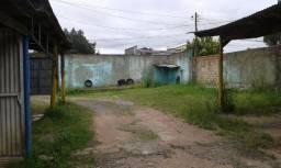 Aluguel Terreno 300m² murado portão eletr próx Caixa Av Forte