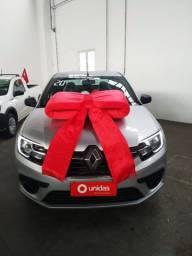 Renault Logan Life 1.0 - 2020 - Sem entrada