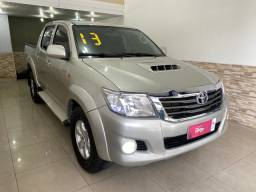 Toyota Hilux 3.0 Diesel Srv 4x4 Top, Completissima 2013