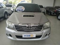 MontK Veículos anuncia; Hilux SRV 2012 - 2012