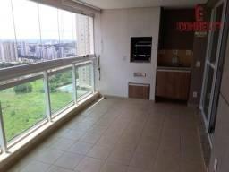 Apartamento com 2 dormitórios à venda, 114 m² por R$ 700.000 - Bosque das Juritis - Ribeir