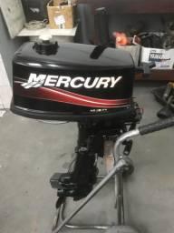Motor Mercury 5.0hp - 2010