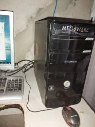 Vendo PC megaware ótimo