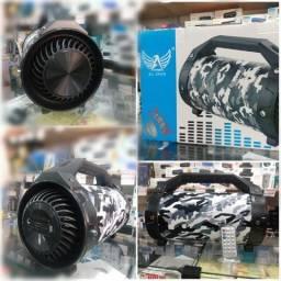 Caixa de som Al-8009 Potência e Qualidade