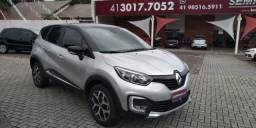 RENAULT CAPTUR INTENSE 2.0 16V AT Prata 2017/2018 - 2017