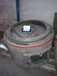Fulão de Laboratório em Madeira Para Bater Couro - #3840