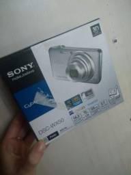 Câmera Sony + Case