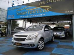 Chevrolet Agile 1.4 Mpfi Ltz 8v - 2012