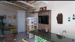 Belíssima casa duplex em condomínio na sapiranga