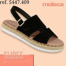 Sandáli Flatform Moleca