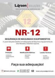 Nr12 - Fazemos adequações de maquinas