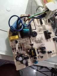 Limpeza e consertos de ar condicionado