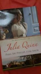 Livro Para Sir Phillip, com amor de Os Bridgertons
