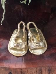 Sandália baby pampili