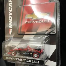 Miniatura 2019 Chevrolet Dallara Univ Aero Kit Indycar 1/64
