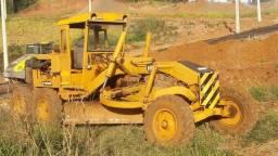 Motoniveladora Huber 140 Ano 80 Motor Scania