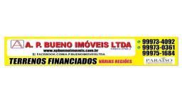 Terrenos em Fazenda Rio Grande, Res. Green Maria, R$601,02 mensais