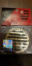 Moeda medalha Flamengo