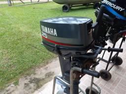 Vendo motor Yamaha 25 Hp ano 96