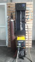 Maquina remanufaturar amortecedor