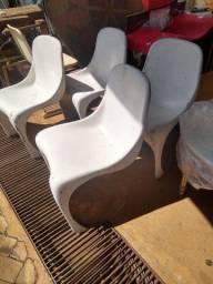 Cadeiras design antigas
