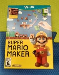 Super Mario Maker WiiU (Artbook)