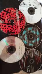 CDs Originais vários títulos pop rock,sertanejo, 250 peças