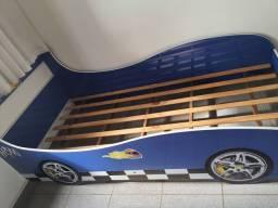 Cama infantil carros