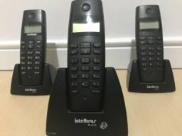 Telefone fixo com ramal