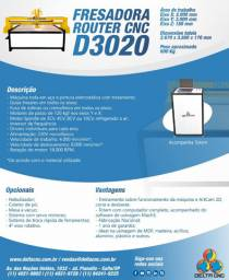 Router Fresadora D3020