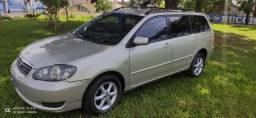 Corolla Fielder XEI 2007 automática