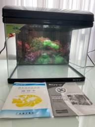 Título do anúncio: Aquário para peixes água doce boyu 30 L