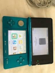 Nintendo 3ds com cartão R4
