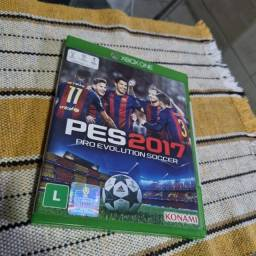 Título do anúncio: Pes 2017 - Xbox One