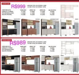 Título do anúncio: Temos armários de diversos modelos e de diversos valores na promoção