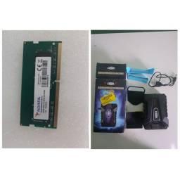 RAM 8GB DDR4/2400MHZ/1.2v+cooler externo