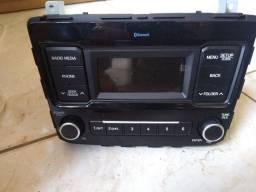 Rádio Original Hyundai Creta 2021