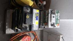 Baterias velhas