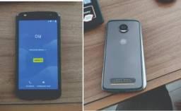 Título do anúncio: Celular Moto Z2