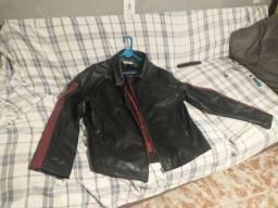 Título do anúncio: Linda jaqueta unissex estilo ( motoqueiro ) . G