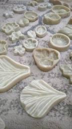 Título do anúncio: Kit frisadores de EVA em resina com 53 peças