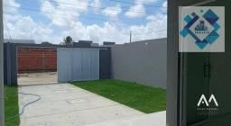 Título do anúncio: Casa com 3 dormitórios à venda, 90 m² por R$ 239.000 - Encantada - Eusébio/CE