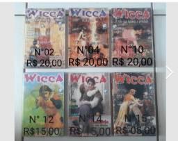 Revistas Wicca para colecionadores