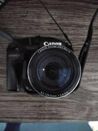 Câmera Canon top