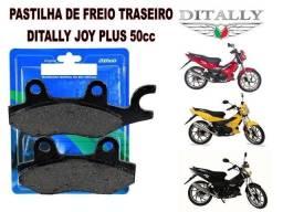 Título do anúncio: Pastilha de freio traseiro Ditally Joy